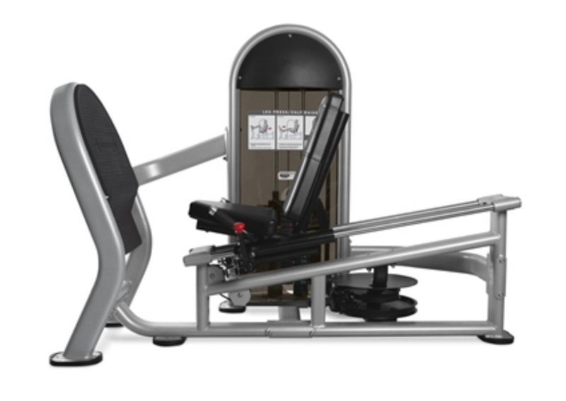 New 2020 Nautilus Instinct Dual Leg Press/Calf Raise