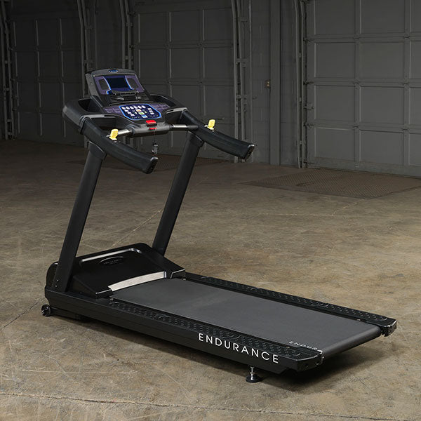 New 2021 Body-Solid Endurance Commercial T150 Treadmill