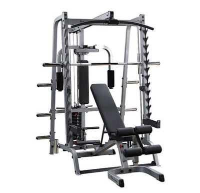 New 2020 Body-Solid Series 7 Smith Home Gym Package
