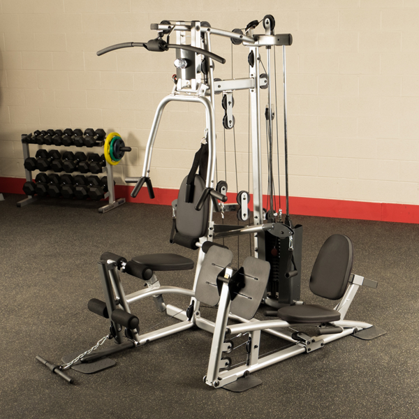 New 2020 BodySolid Power X Home Gym