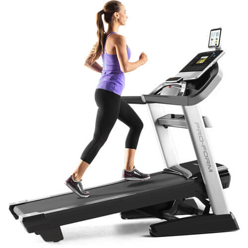 New 2019 ProForm SMART Pro 5000 Treadmill with iFit, Google Maps & Ifit Maps on