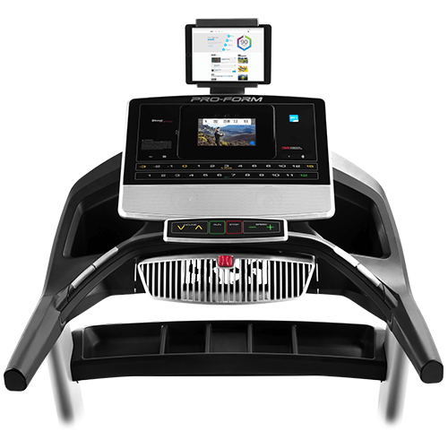 New 2019 ProForm SMART Pro 5000 Treadmill with iFit, Google Maps & WiFi