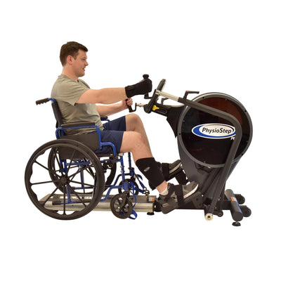 New 2020 HCI PhysioStep PRO Adaptive Recumbent Stepper Cross Trainer