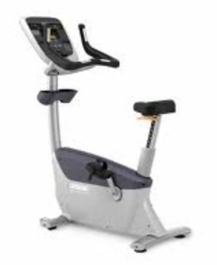 Precor UBK 835 Upright Bike w/p30 Console