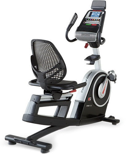 New 2019 ProForm iFit Recumbent Bike