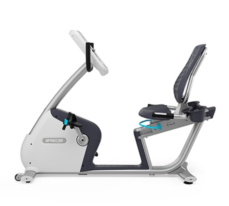 Precor RBK 815 Recumbent Bike w/P10 Console