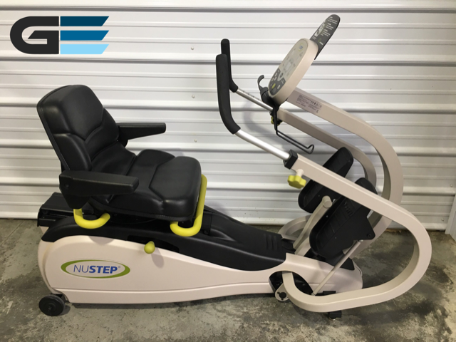 Certified NuStep TRS 4000 T4 Recumbent Linear Cross Trainer
