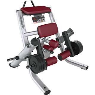 Life Fitness Signature Series Plate Loaded Kneeling Leg Curl