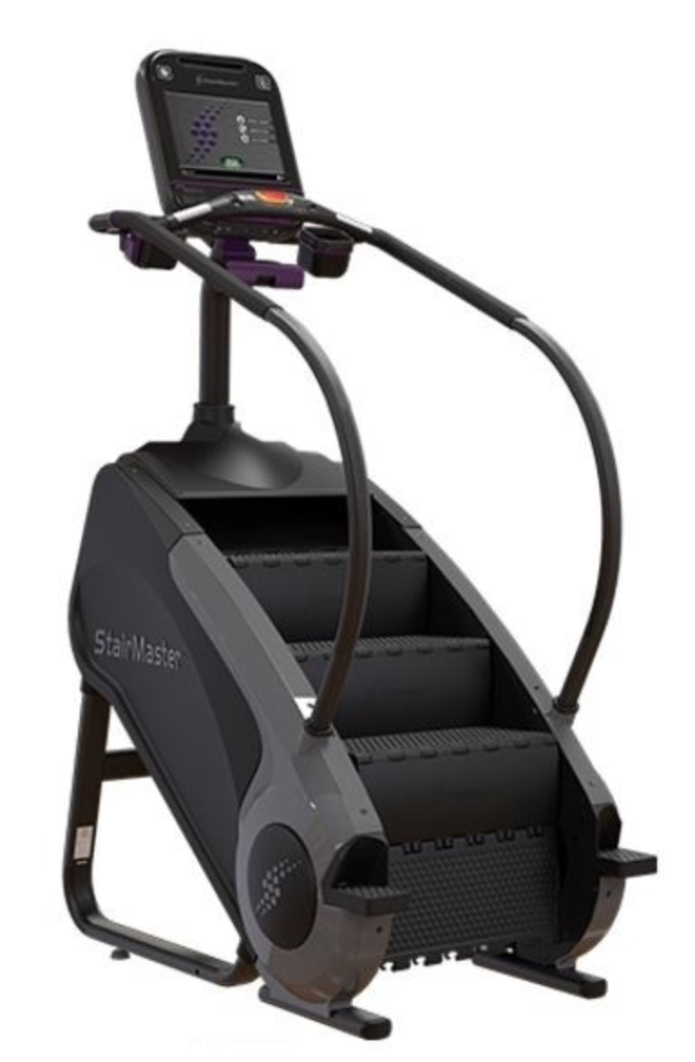 "New 2021 StairMaster 8 Series Gauntlet W/ 10"" Touchscreen"