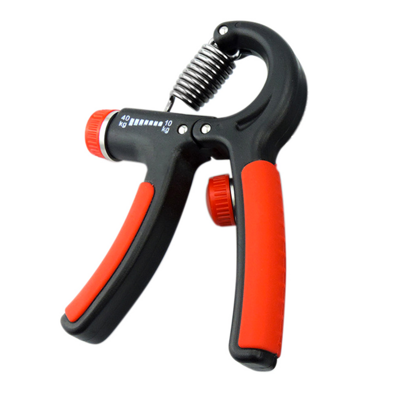 Hand Grip Strength Forearm Trainer, Non-Slip & Adjustable Resistance