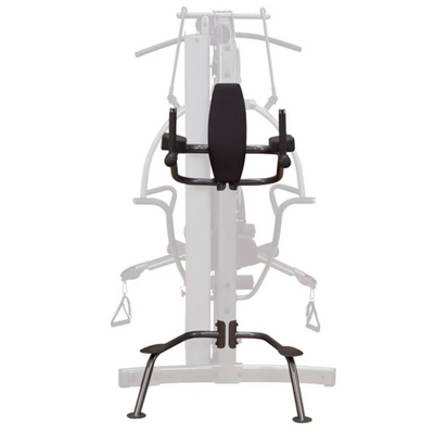 Body-Solid Fusion Vertical Knee-Raise Dip Station FKR