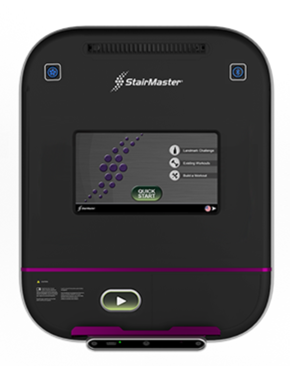 "StairMaster FreeClimber 8 Series With Openhub 10"" Touchscreen"