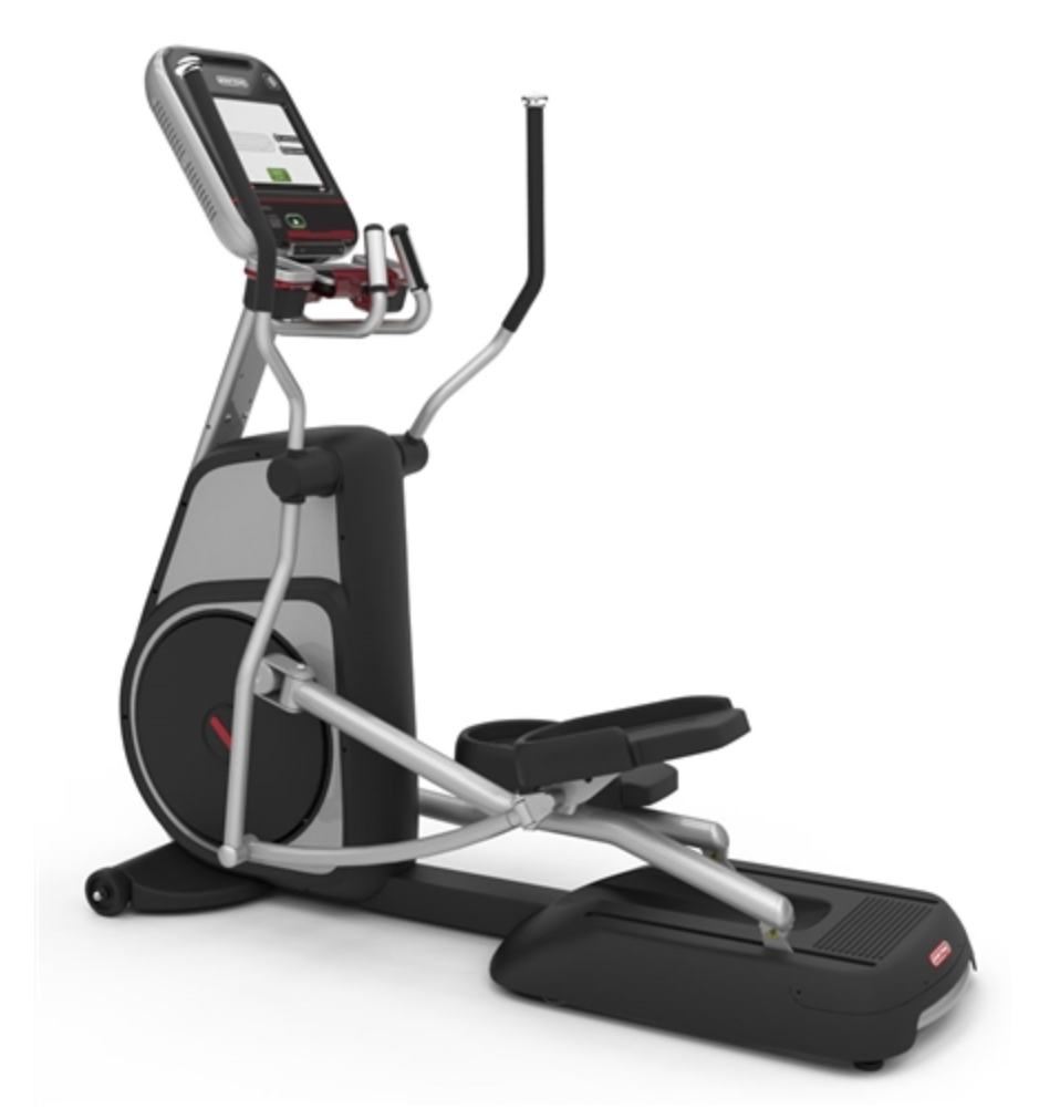 "Star Trac 8-Series Cross Trainer w/ 15"" HD Touch Screen"