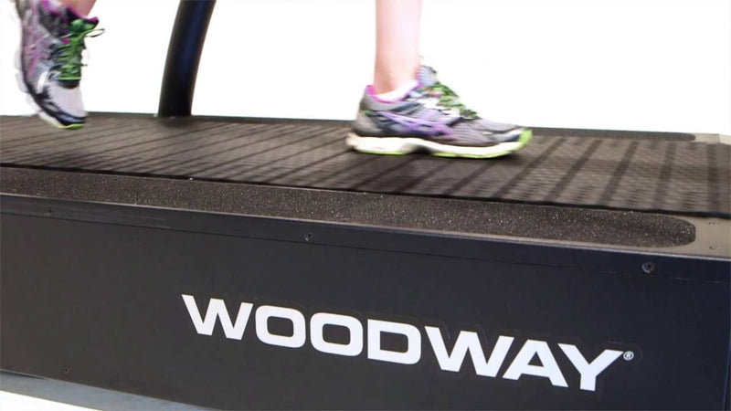 WoodWay Treadmill Inside Delivery & Installation