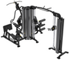New XPT 5 Station Multi-Gym with Leg Press & Dual Cable Cross