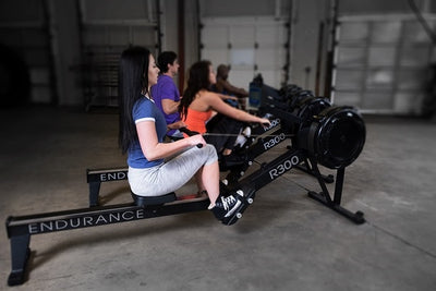 New 2021 Body-Solid R300 Endurance Rowing Machine