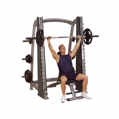 New 2020 Body-Solid Pro Clubline Counter-Balanced Smith Machine