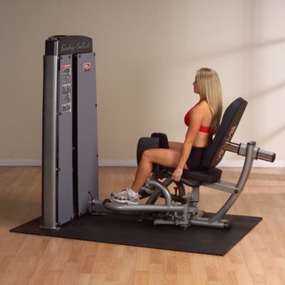 New 2020 Body-Solid Pro Dual Inner & Outer Thigh Machine | DIOT-SF