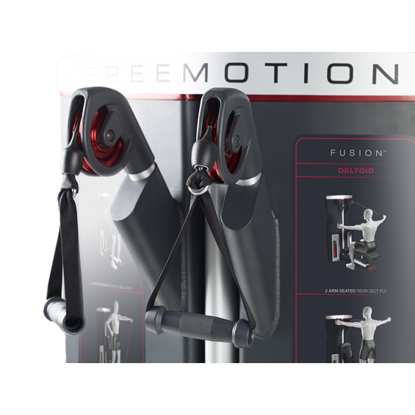 New 2020 FreeMotion Genesis DS Deltoid