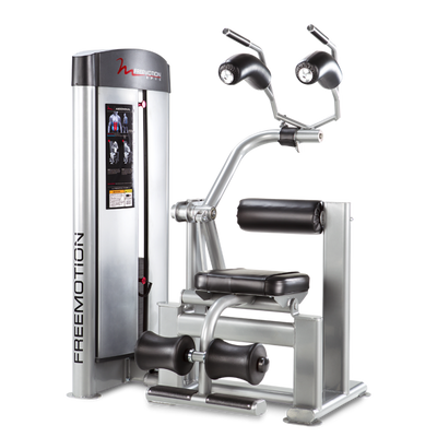 New 2021 FreeMotion Epic Selectorized Abdominal Crunch