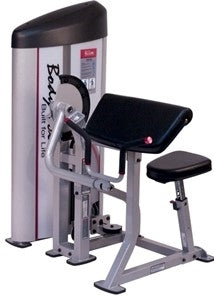 New 2020 Body-Solid Series II Arm Curl Machine