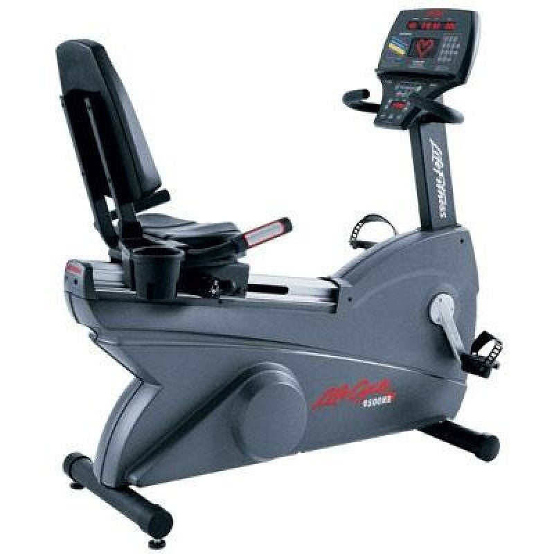 LifeFitness 9500HR Next Generation Dove Tail