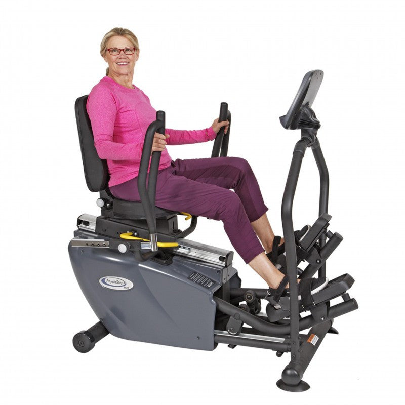 New 2019 HCI PhysioStep MDX Elliptical Bike