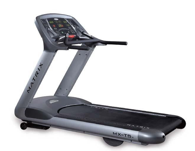 Matrix T5-MX Treadmill