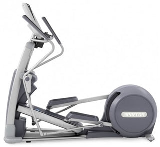 Precor EFX 885 Elliptical Crosstrainer w/ p82 Console