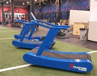 Trueform Performance Non-Motorized Treadmill