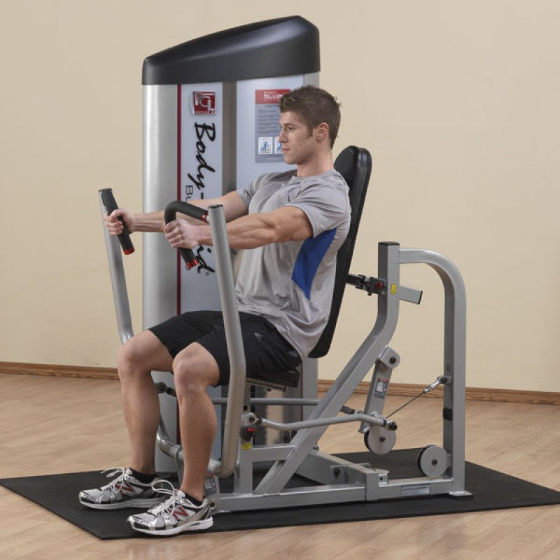 New 2020 Body Solid Commercial Series II Chest Press