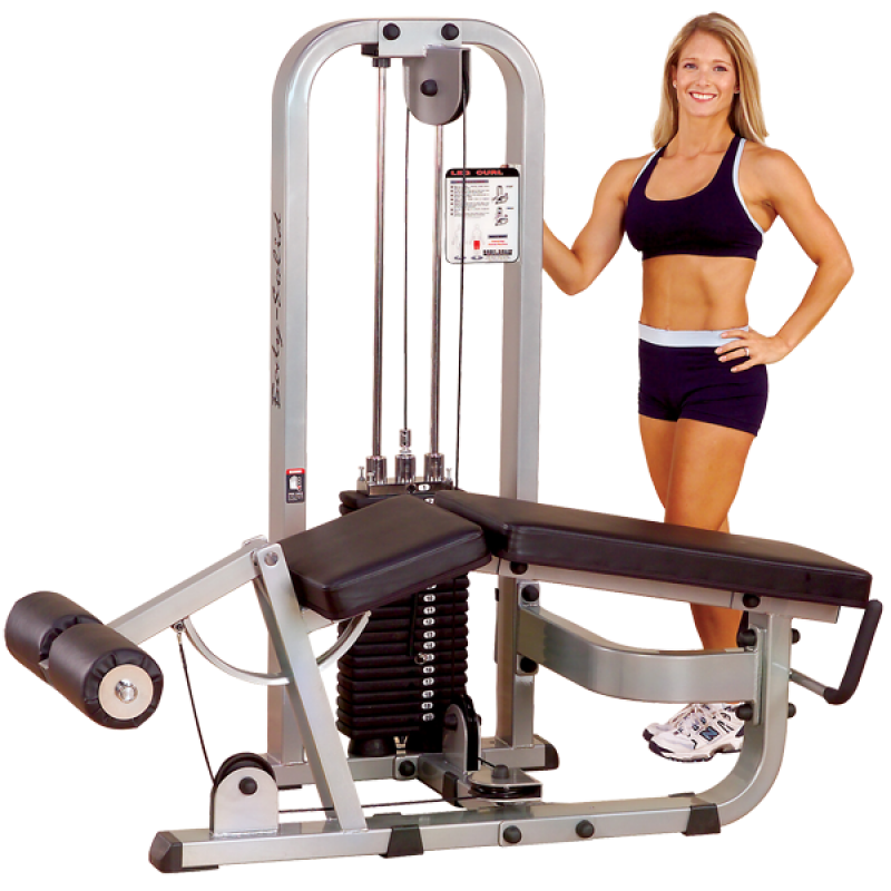New 2020 Body Solid Commercial Club Line Leg Curl