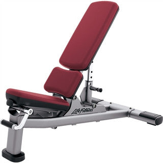 Life Fitness Signature Series Multi-Adjustable Bench