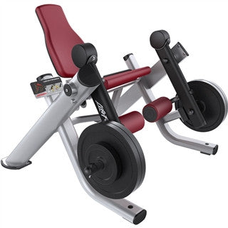 Life Fitness Signature Series Plate Loaded Leg Extension