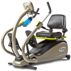 Certified NuStep T4R Recumbent Linear Cross Trainer