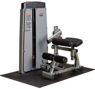 New 2020 Body-Solid Pro Dual Ab & Back Machine