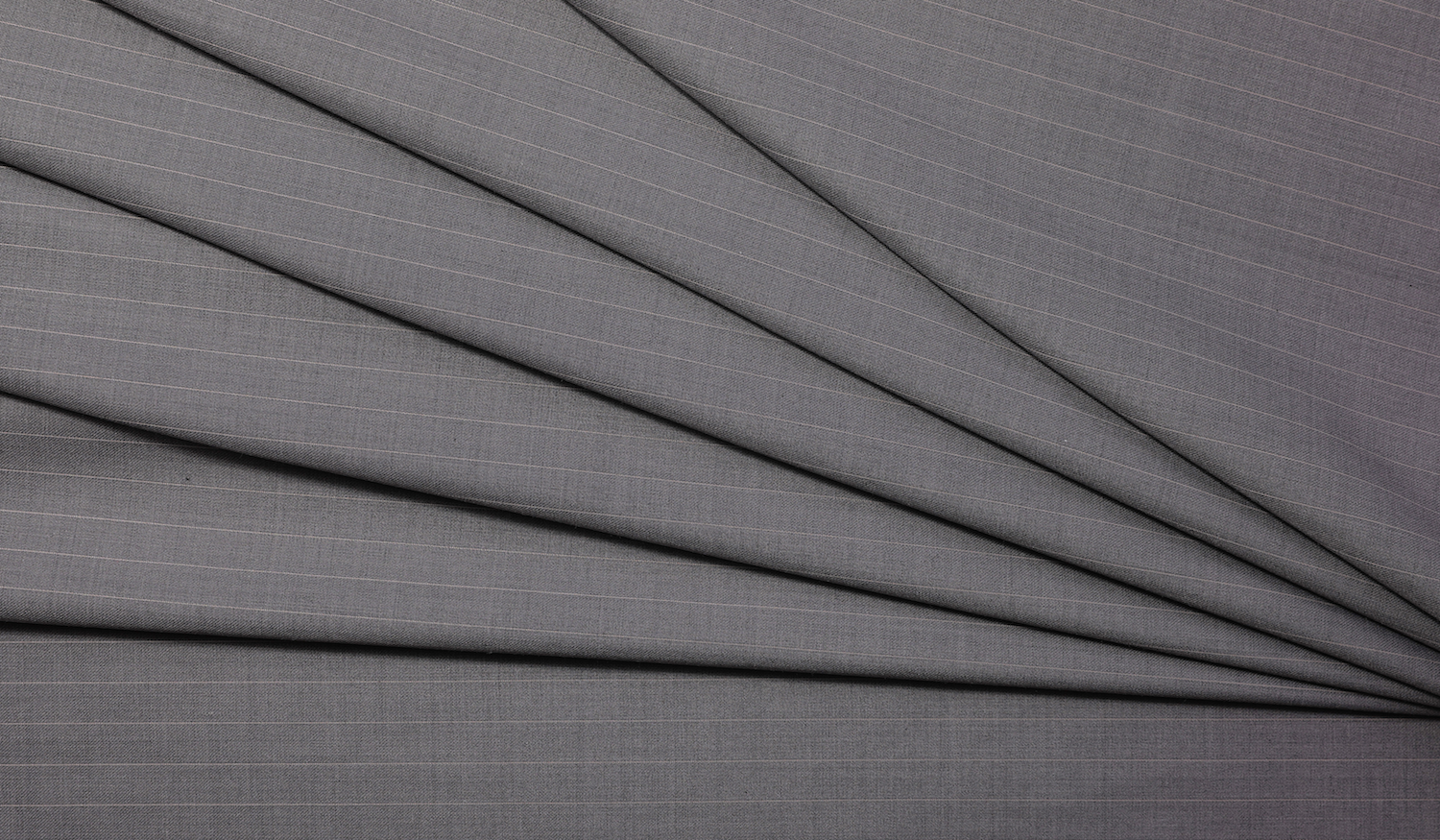 Manhattan Light Grey Pinstripe Trouser