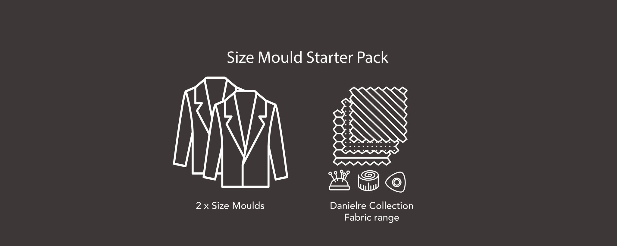 Size Mould Starter Pack