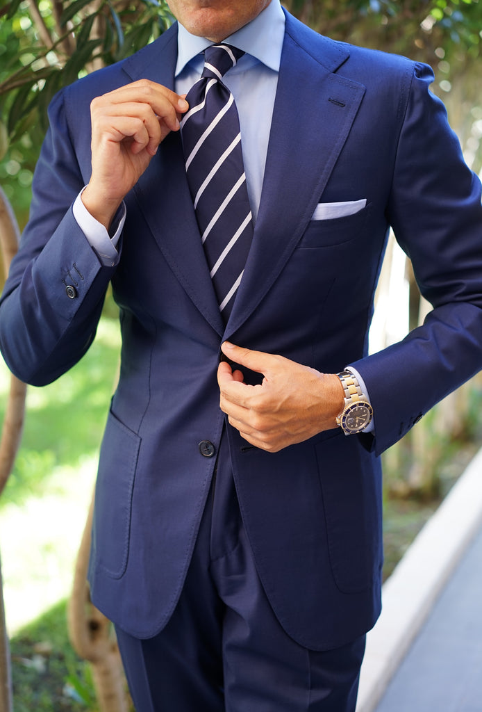 Scopello Blue Suit