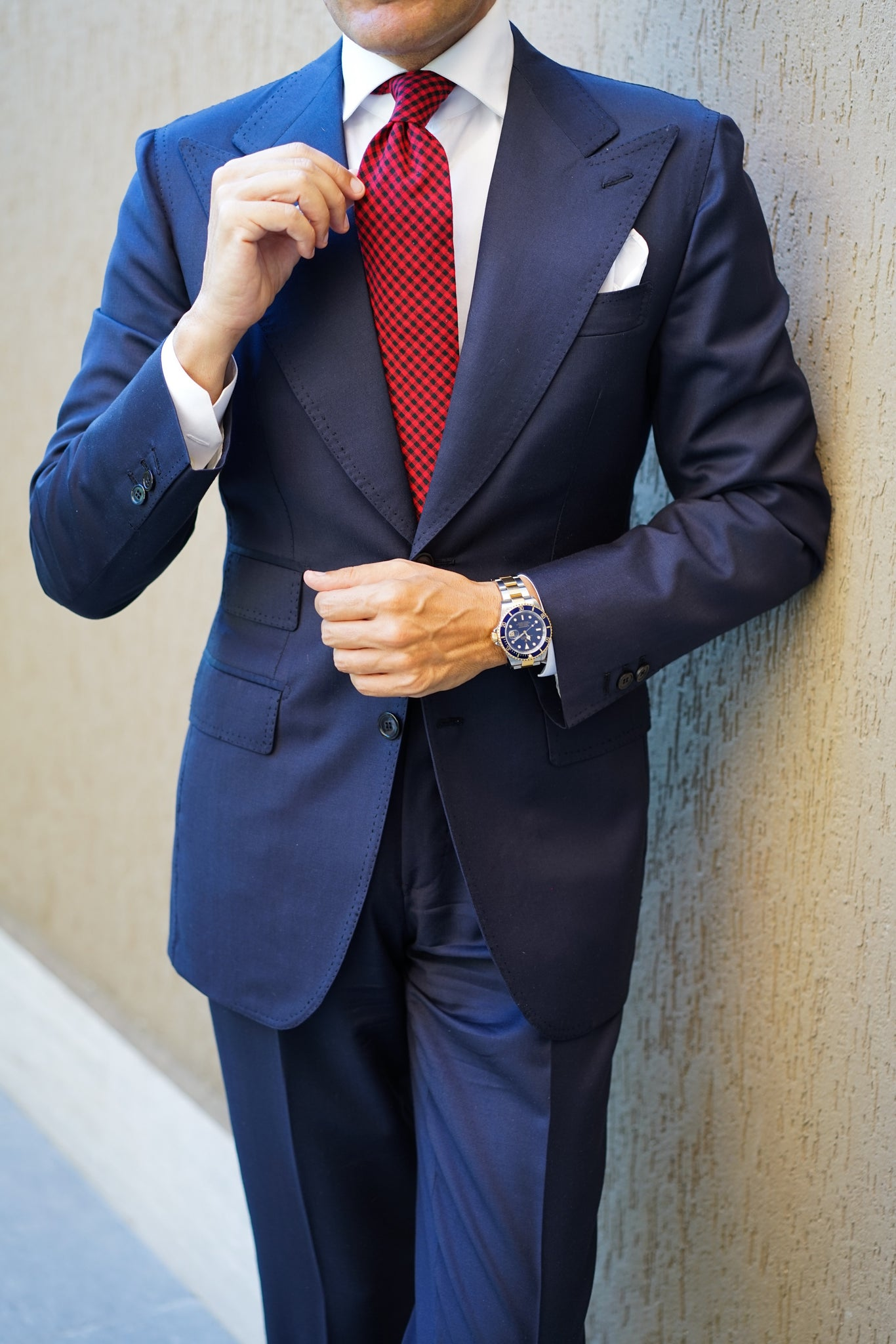 Firenze Navy Suit