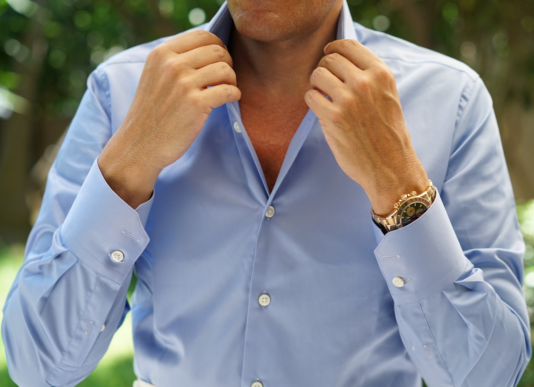 Danielre Timeless Light Blue Shirt