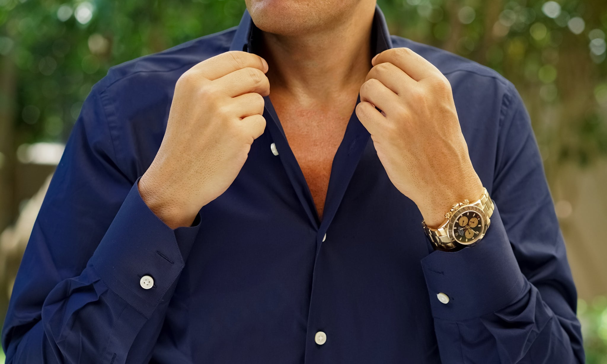 Danielre Timeless Navy Shirt