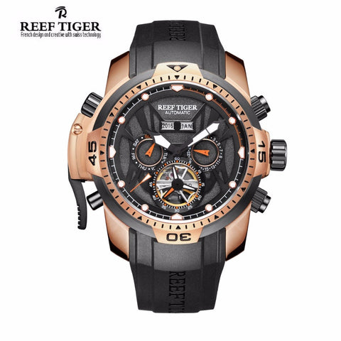 Reef Aurora Concept Watch