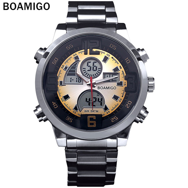 2017 Men military sports watches relogio masculino