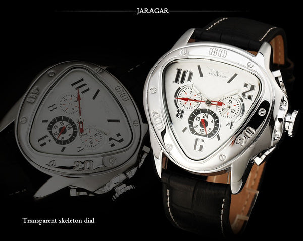Mechanical Wristwatches Complete Calendar Auto Date