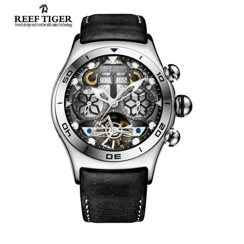 Reef Tiger men sport watches