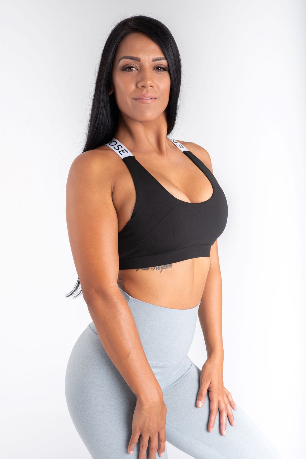 LUXE ONYX (Black) - EMPOWER BRA
