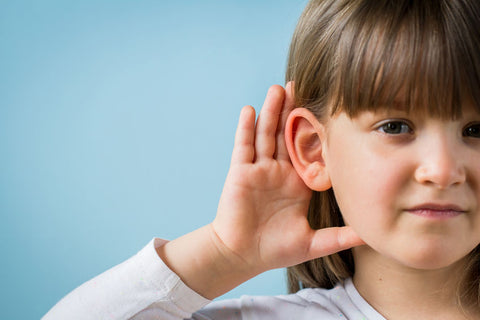 Child with Hearing Problem