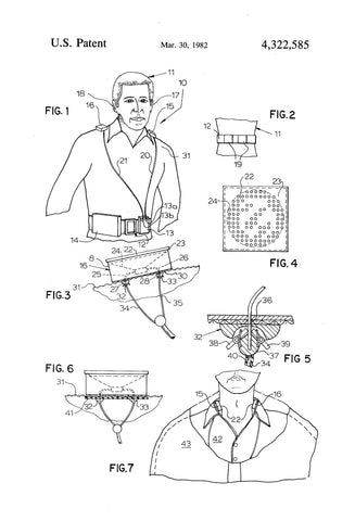 James Liautaud Bone Conduction Patent 3-30-82