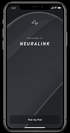 Neuralink iPhone
